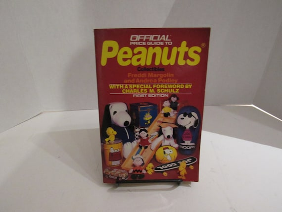 Peanuts Collectibles Official Guide First Edition