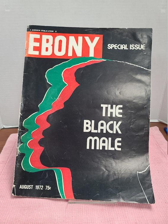 Ebony magazine   Aug 2 1972