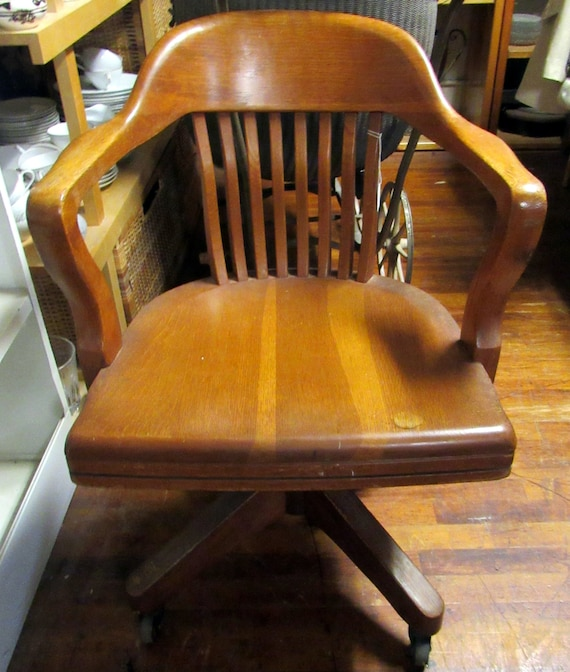 Office Chair by B. L. Marble Chair Co.