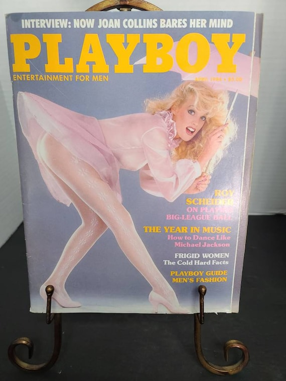Joan Collins Playboy Magazine