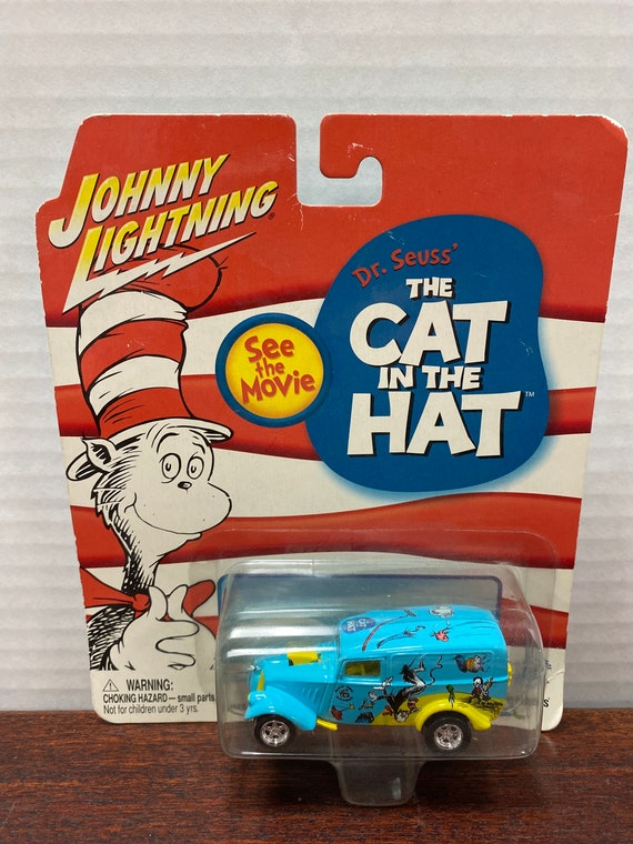Johnny Lightning- Cat in the Hat