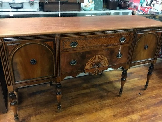 Antique Buffet by Berkey and Gay