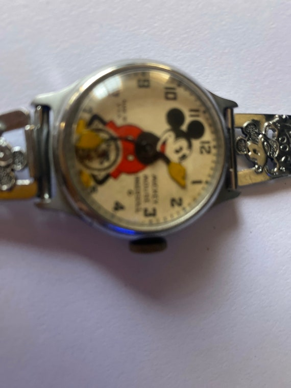 Mickey Mouse watch 1933