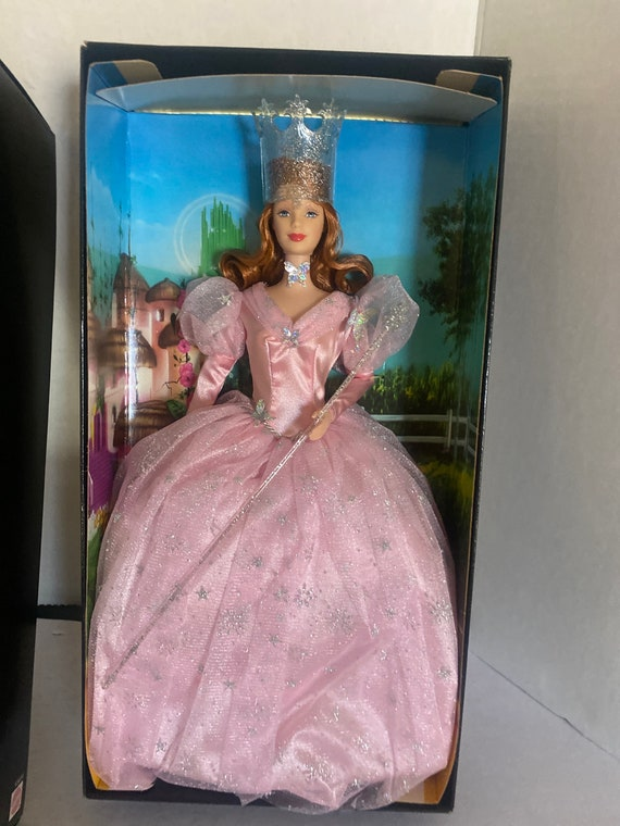 Barbie Wizard of Oz Glinda Good Witch MIB