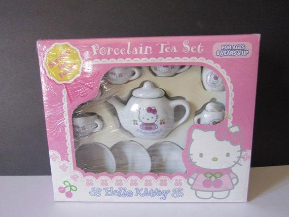 Hello Kitty tea set MIB