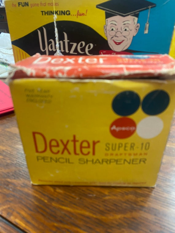 Dexter Pencil Sharpener with box
