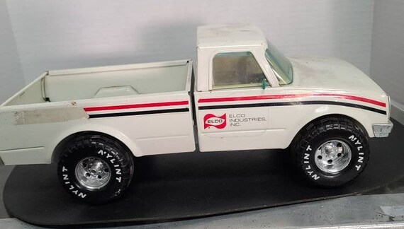 Elco Industries truck made by Nylint