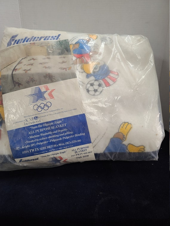 Olympic Twin Blanket MIP
