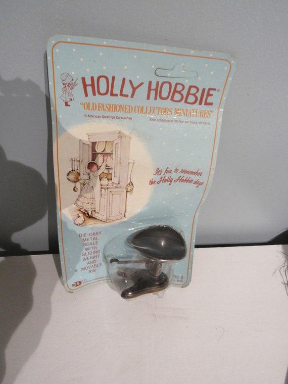 Holly Hobbie miniature scale MIP