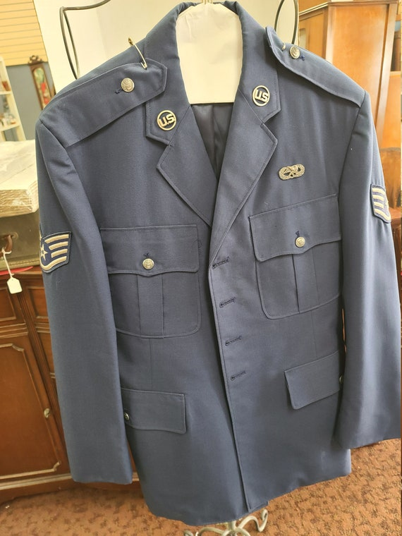 Air Force Staff Sargent jacket