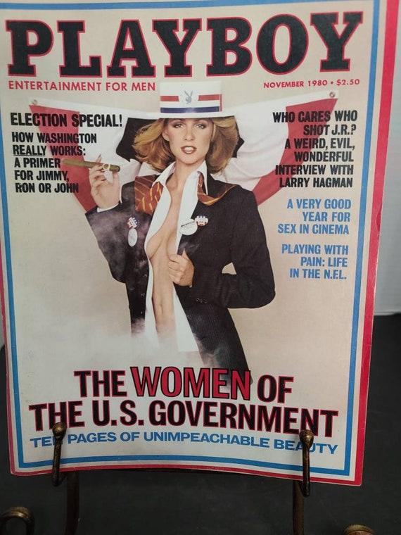 Playboy November 1980