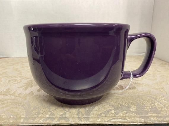 Fiestaware Retired Purple Jumbo Mug