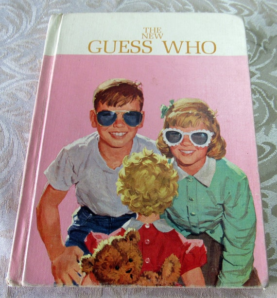 Dick and Jane Reader The New Guess Who, 1962 Sally, Dick and Jane