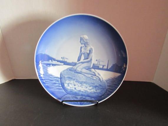 The Little Mermaid Plate