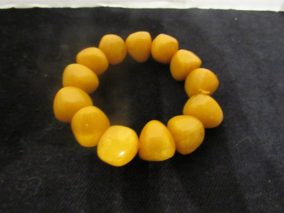 Butterscotch Baltic Amber bracelet