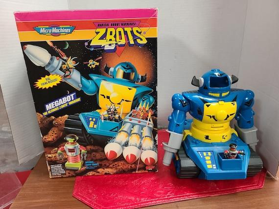 1992 MicroMachines Zbots Megabot