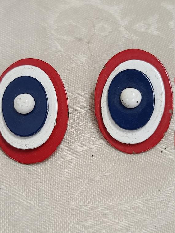 Victory earrings - clip on