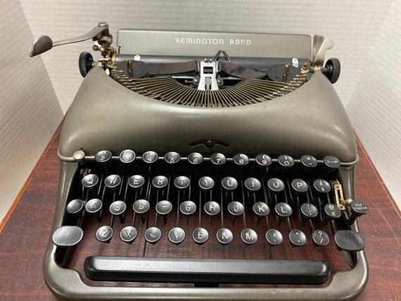 Remington Rand Portable Typewriter