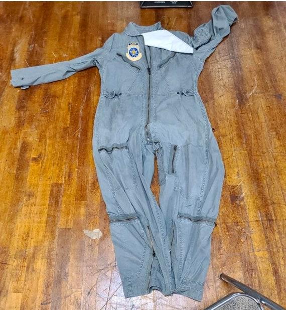 Air Force MAC command Flight suit