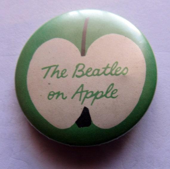 Beatles Pinback button