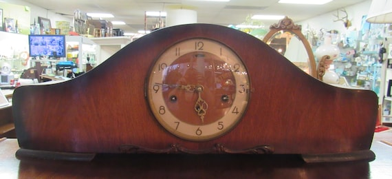 Roll's Westminster Mantle Clock