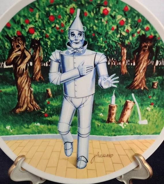 Wizard of Oz Plate - Tin Man