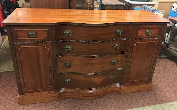 Vintage buffet or sideboard Angeles Furniture Co.
