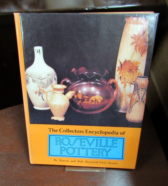 Roseville Pottery Reference Book