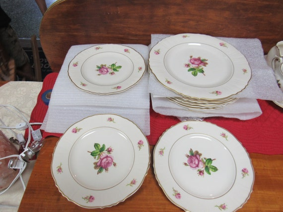 Syracuse China Victoria Federal Shape 26 Pc