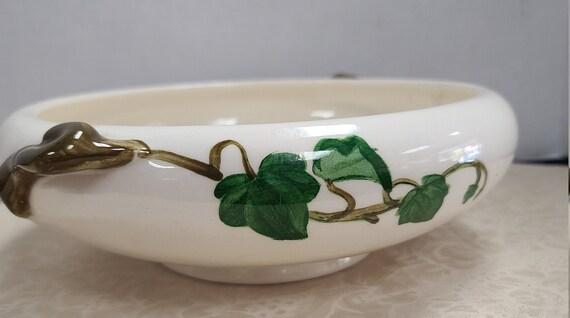 Metlox Poppytrail Old Ivy bowl