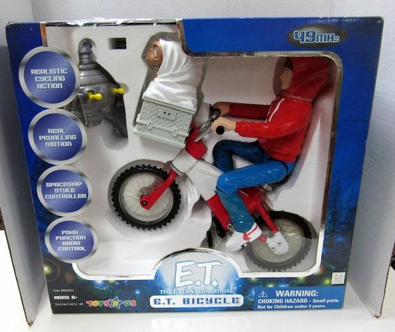 E.T. Bicycle Toy MIB