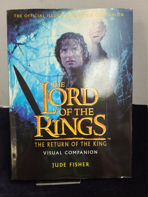 Lord of the Rings The Return of the King book