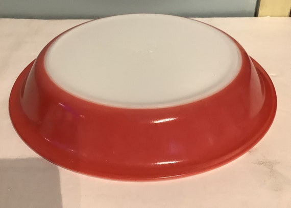 Pyrex Pink Flamingo Pie Plate