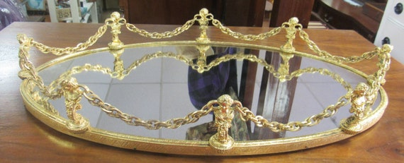 Ormolu Vanity Tray