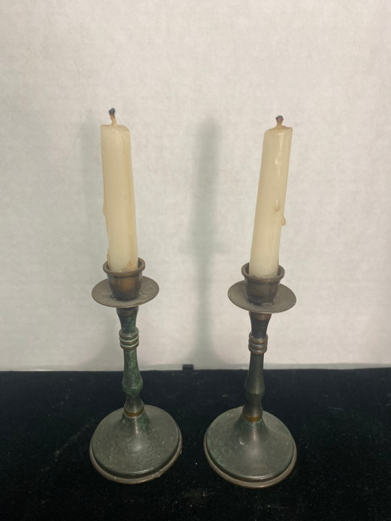 Tiny candle holders