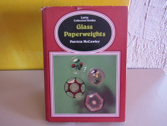 Glass Paperweights Reference book