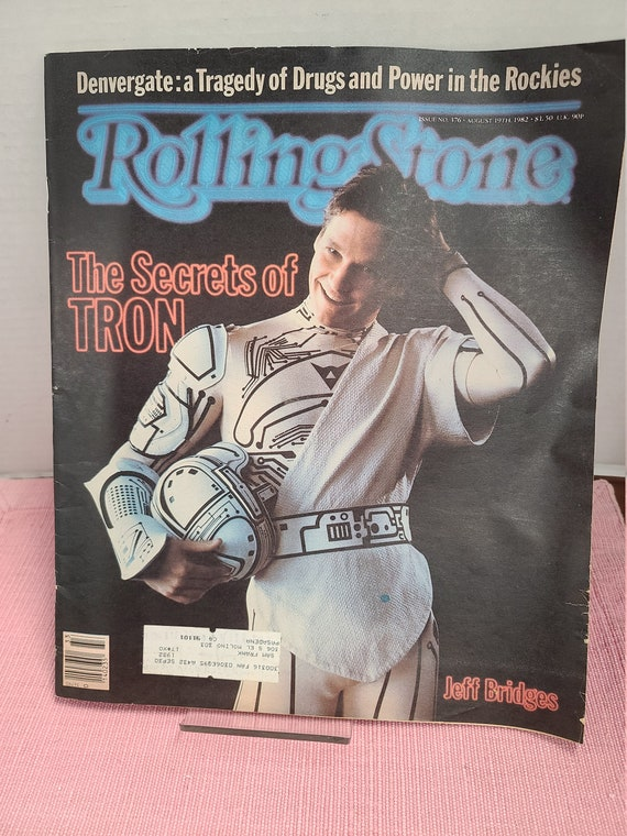 Rolling Stone magazine Secrets of Tron