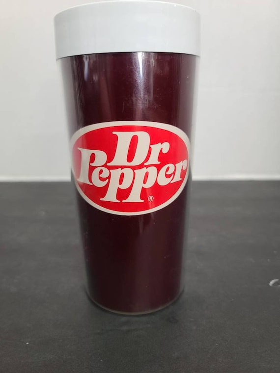 Dr Pepper Soda Tumbler