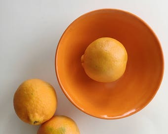 Small Orange Bowl