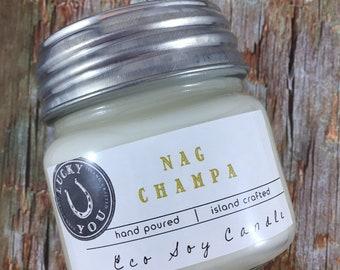 Nag Champa Eco Soy Candle
