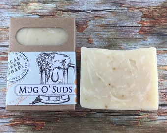 Mug O' Suds Beer Soap