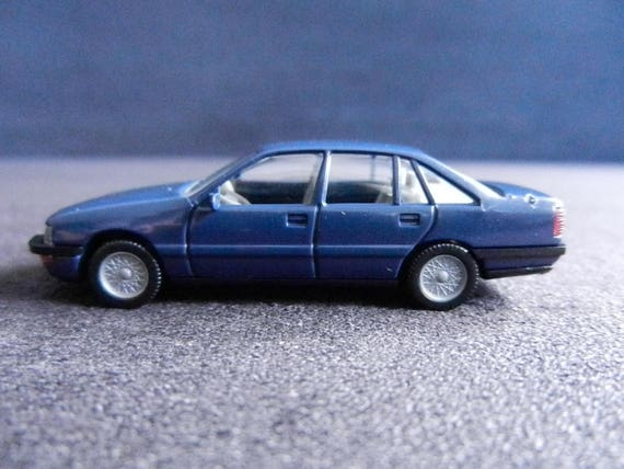 WIKING, Oldtimer, OPEL Senator, modèle voiture 1/87, voie HO