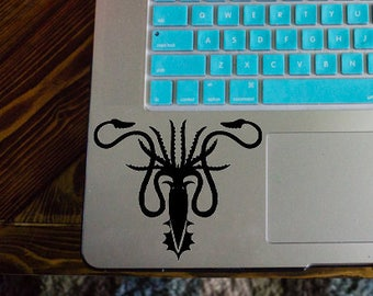 Game of Thrones House Greyjoy Decal