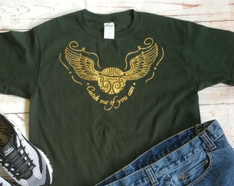 HP Golden Snitch T-shirt
