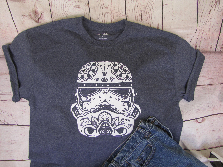 Star Wars Ladies Ziggy Stormtrooper T-shirt White Medium