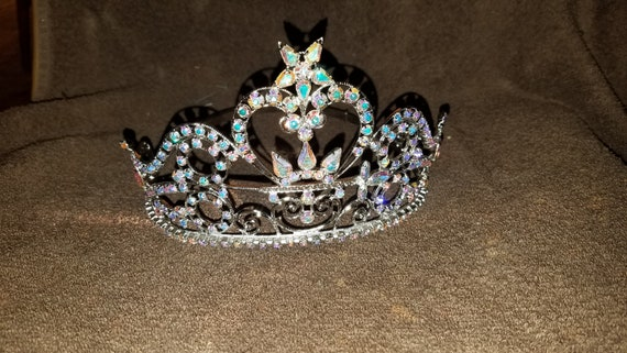 Rhinestone Crown/Tiera