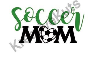 Soccer Mom SVG