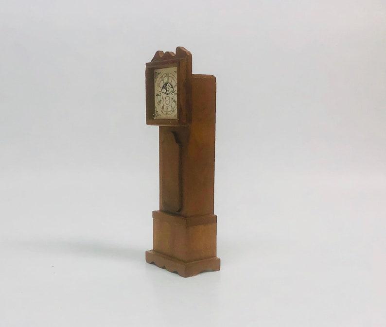 "Miniature Dollhouse Metronome 3//4/"" H no moving parts"