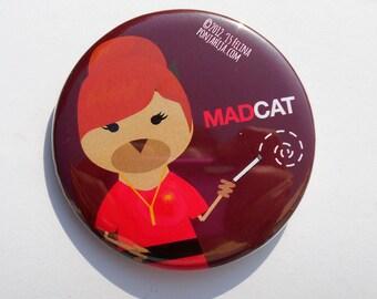 Mad Men - Joan Holloway. pinback button