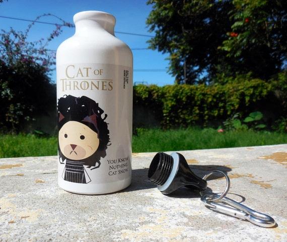 Tasse de voyage. Game of Thrones - Jon Snow. en 6,8